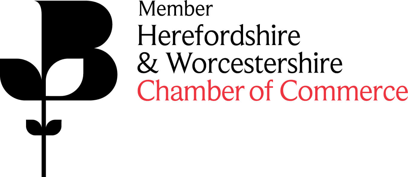 Hereford & Worcestershire Chamber of Commerce Member logo